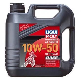 Olej silnikowy 4T 10W-50 OFFROAD RACE LIQUI MOLY