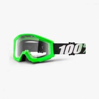 Gogle 100PROCENT STRATA ARKON zielone