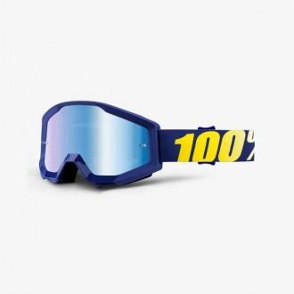 Gogle 100% STRATA HOPE niebieski