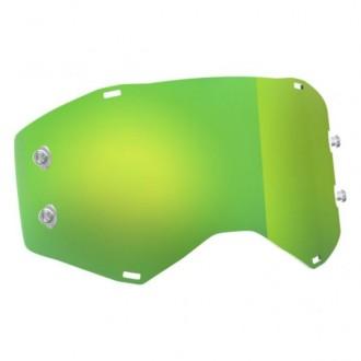 Szybki do gogli SCOTT PROSPECT green chrome