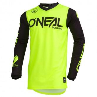 Koszulka O'neal Threat Żółty Fluo