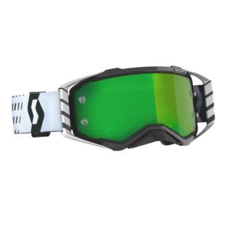 Gogle Scott Prospect Czarno/Białe szyba zielona