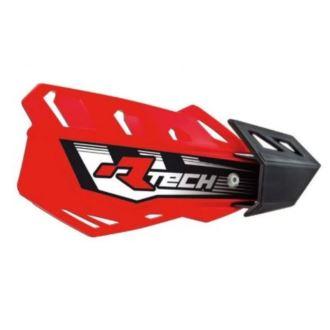 Listki osłony dłoni Racetech FLX z mocowaniami