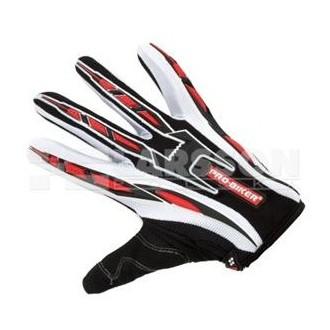 Rękawiczki OFF ROAD PRO-BIKER RUBY bk/r L