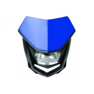 POLISPORT Halo lampa reflrktor przedni niebieski