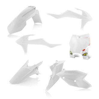 Komplet plastików CYCRA KTM 16-18