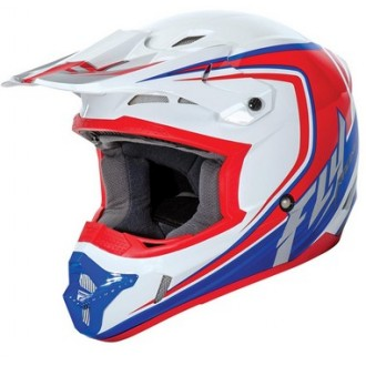 Kask OFF ROAD FLY KINETIC FULL SPEED w/r/bu M